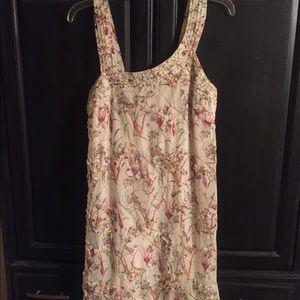 Max Studio Women's Floral Shift Dress